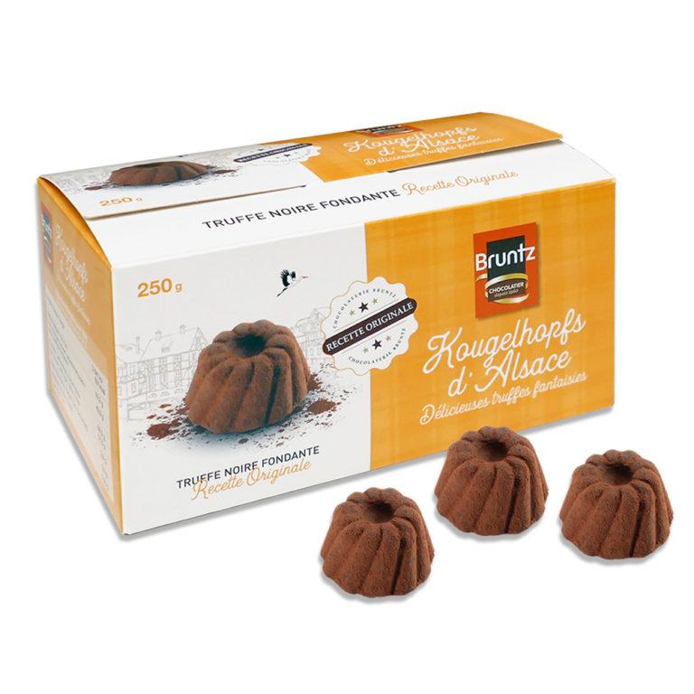 200 Ballotin Kougelhopfs d'Alsace truffes fantaisies recette originale 250g