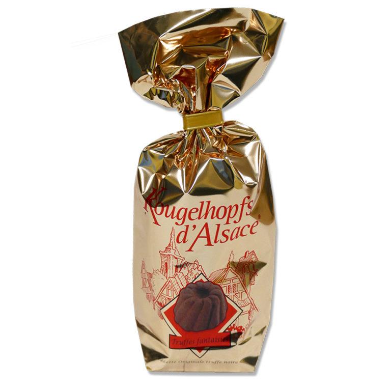 201 Sachet or kougelhopfs d'Alsace truffe fantaisie 150 g