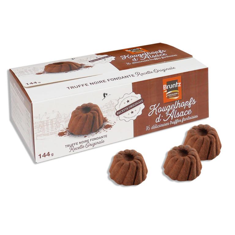 217 Ballotin Kougelhopfs d'Alsace truffes fantaisies recette originale 144g