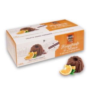 Kougelhopf Alsace truffe orange