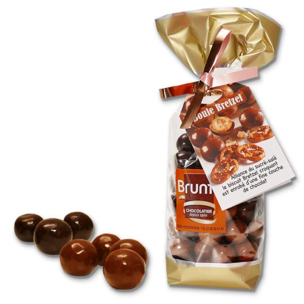 bretzel chocolat