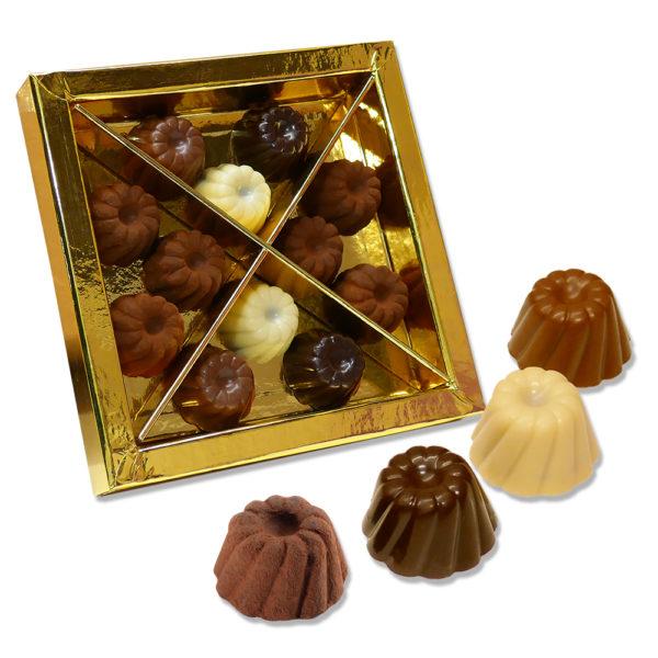 coffret dégustation kougelhopf Alsace truffe