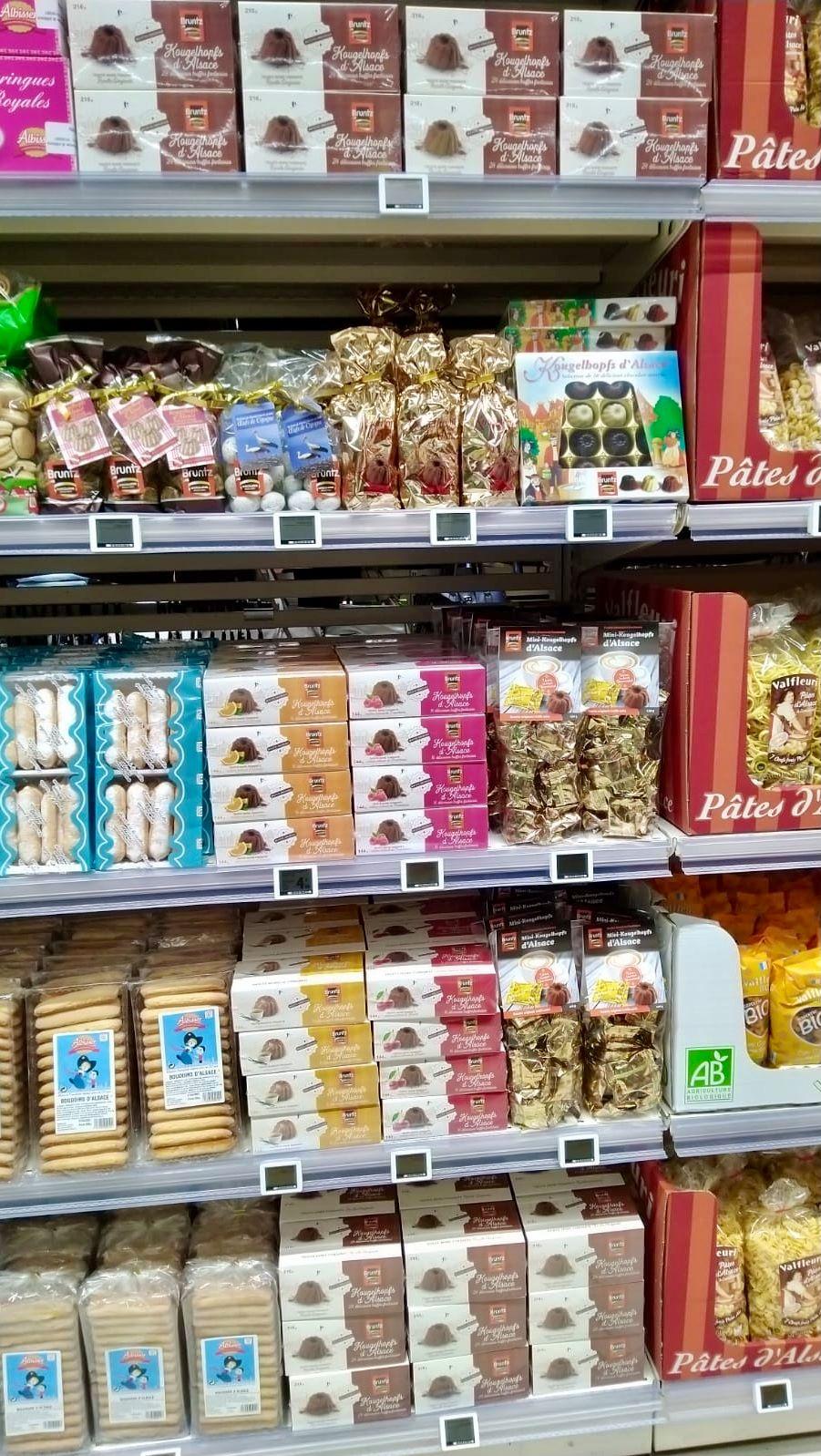 PRÈS DE CHEZ VOUS ! Nouvelle semaine, nouvelle opération avec Alsace Authentique ! Retrouvez nos produits dans les magasins E.Leclerc Hyper de RIBEAUVILLÉ et ISSENHEIM - Chocolaterie Bruntz près de 68 Mulhouse - Alsace