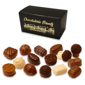 ballotin praliné chocolat assorti chocolaterie bruntz alsace