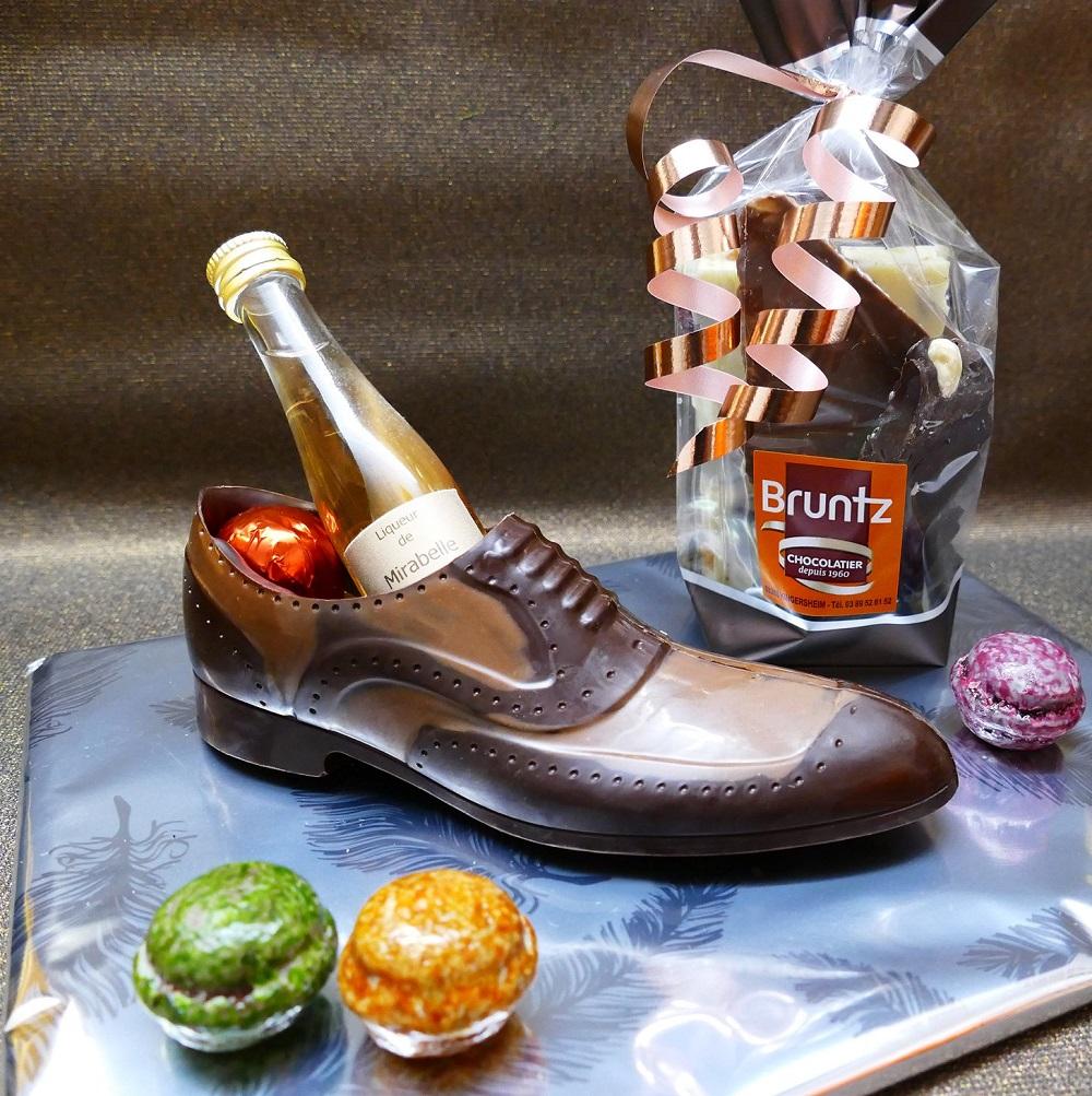 chocolat Bruntz Savoir faire tradition 68 Kingersheim Haut Rhin Alsace