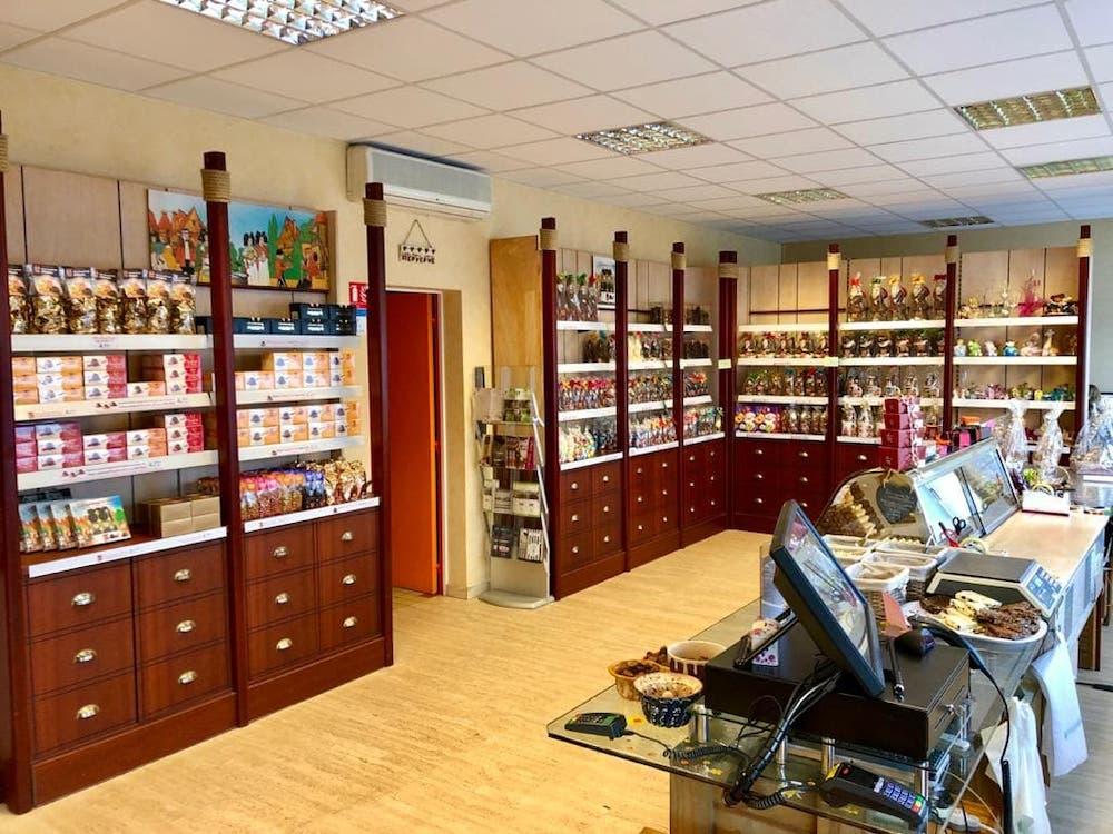 magasin boutique Chocolaterie Bruntz Kingersheim alsace