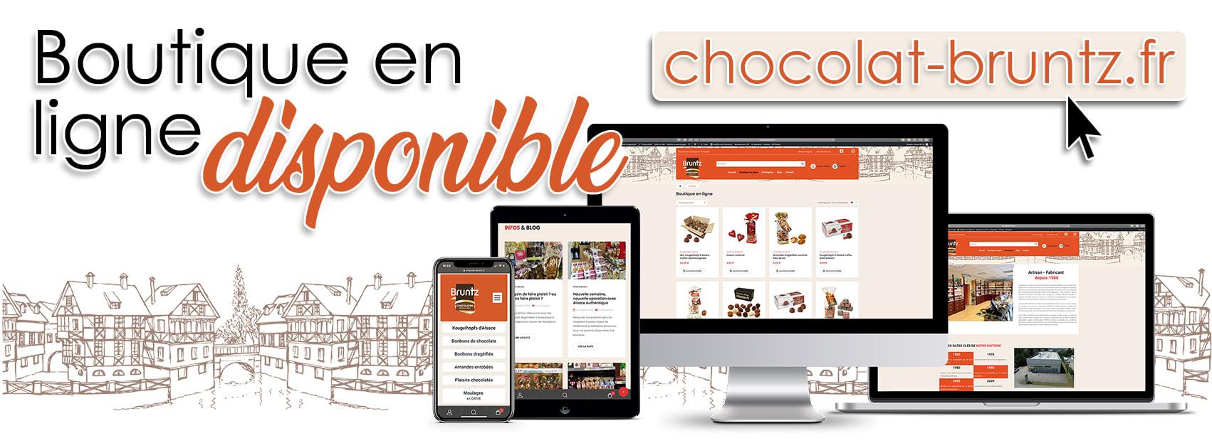MERCI ! 1 MOIS après le lancement de notre Boutique en ligne