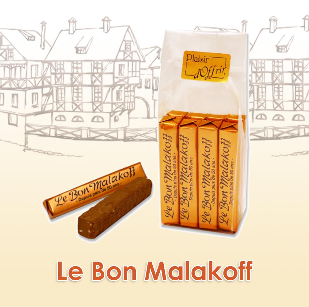 le bon Malakoff Chocolaterie Bruntz Kingersheim alsace