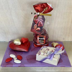 composition idée cadeau fête des mères