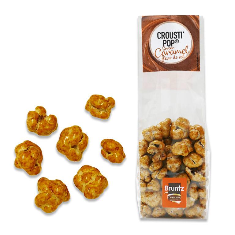 830 Crousti'Pop® saveur fleur de sel 100 g