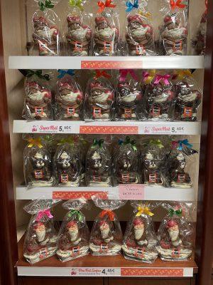 promotion moulage chocolat noel Chocolaterie Bruntz Kingersheim alsace